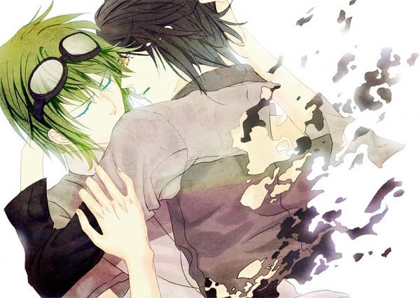 Tags: Anime, Niconicozombie, VOCALOID, GUMO, Disappearing, Fanart, Mosaic Role, DECO*27, Pixiv