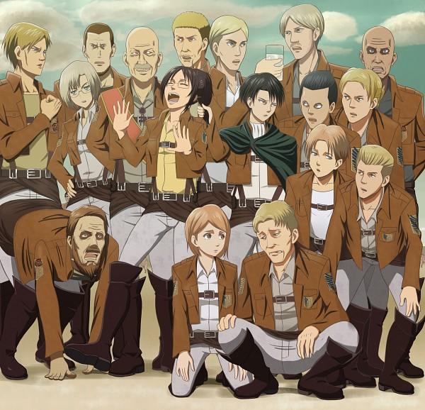 Moses (Shingeki no Kyojin) - Attack on Titan