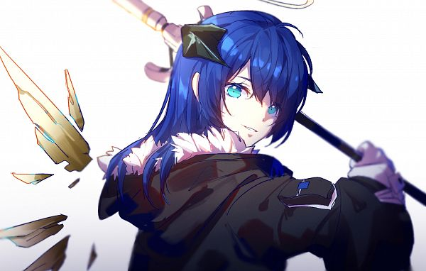 Tags: Anime, Pixiv Id 7662128, Arknights, Mostima