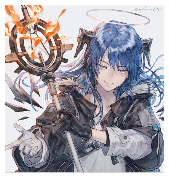 Tags: Anime, Pixiv Id 53088930, Arknights, Mostima, Arknights Battle Illustration Contest, Pixiv