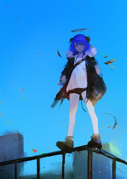 Tags: Anime, Pixiv Id 860895, Arknights, Mostima
