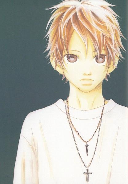 Tags: Anime, Yuuki Obata, Bokura ga Ita, Motoharu Yano, Mobile Wallpaper