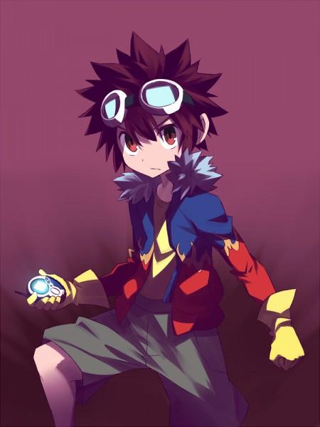 Motomiya Daisuke - Digimon Adventure