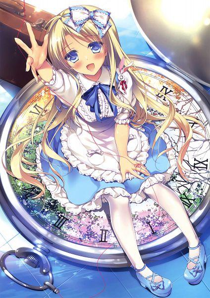 Tags: Anime, Motomiya Mitsuki, Eshi 100-nin Ten 05, Scan, Mobile Wallpaper