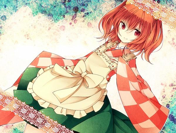 Tags: Anime, Soon32281, Touhou, Motoori Kosuzu, Pixiv, Kosuzu Motoori