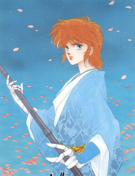 Tags: Anime, Mizuki Ken, Yoroiden Samurai Troopers, Mouri Shin
