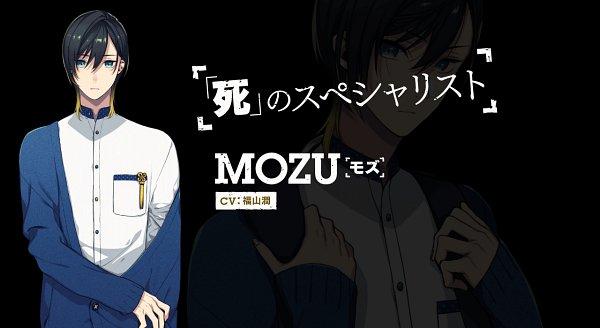 Tags: Anime, Sumeragi Kohaku, BUSTAFELLOWS, Mozu (BUSTAFELLOWS), Official Art