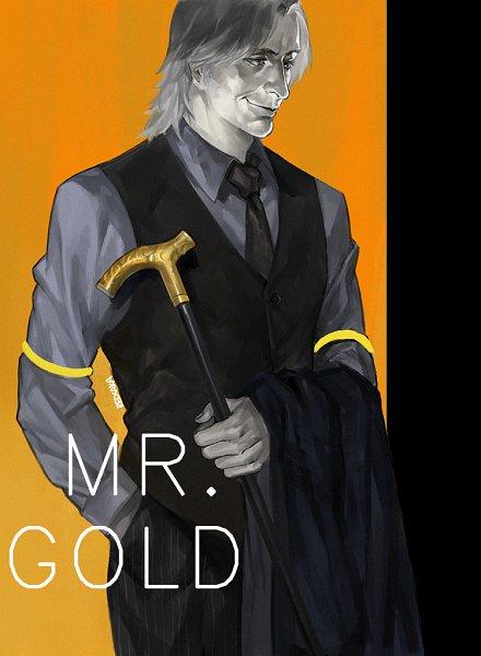 Tags: Anime, Pixiv Id 5952133, Once Upon A Time, Mr. Gold/Rumplestiltskin, Fanart From Pixiv, Pixiv, Fanart