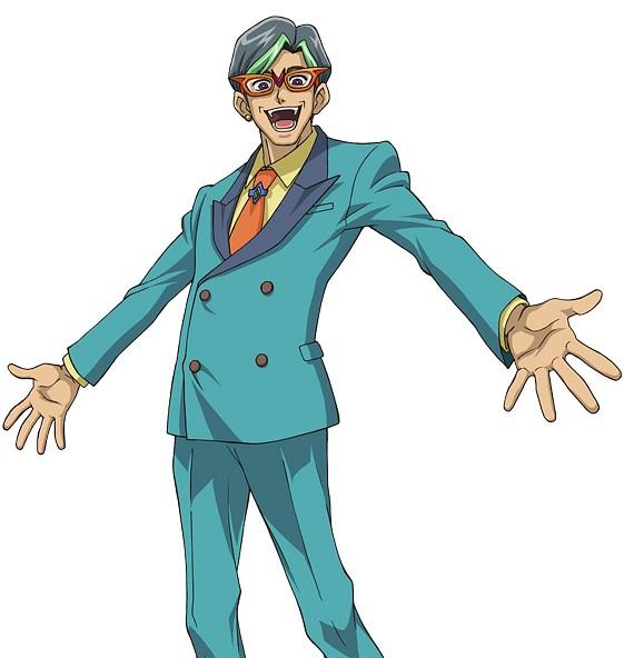 Mr. Heartland - Yu-Gi-Oh! ZEXAL