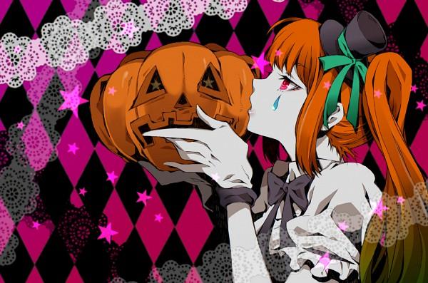 Tags: Anime, Kurisu Sai, VOCALOID, Hatsune Miku, PNG Conversion, Fanart, Mrs. Pumpkin no Kokkei na Yume, Pixiv, Hachi-p, Fanart From Pixiv, Mrs. Pumpkin's Comical Dream
