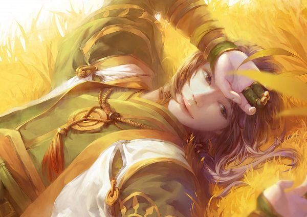 Tags: Anime, Mu Murein, Original, ArtStation