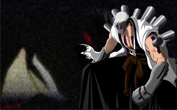 Tags: Anime, BLEACH, Muguruma Kensei, Hollow Mask, Hollow, HD Wallpaper, Wallpaper, 9th Squad, Vizard, Gotei 13