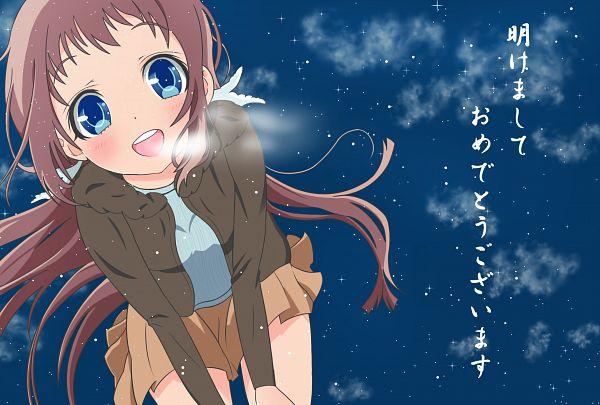 Tags: Anime, Pixiv Id 4938265, Nagi no Asukara, Mukaido Manaka
