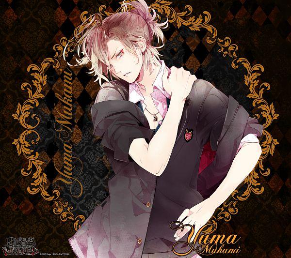 Mukami Yuuma - Diabolik Lovers ~Haunted dark bridal~