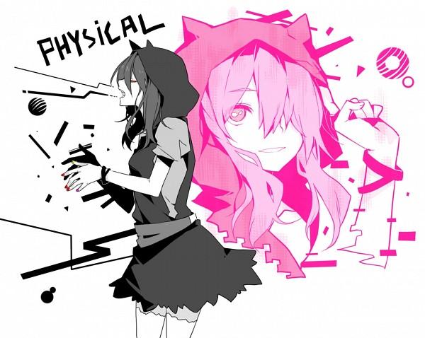 Tags: Anime, DECO*27, Mukei Spirit, Formless Spirit
