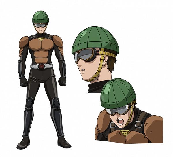 Mumen Rider - One Punch Man