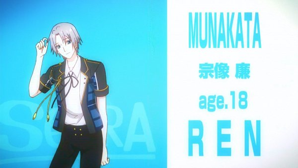 Tags: Anime, ALIVE (TsukiPro), TsukiPro The Animation, Munakata Ren, Wallpaper