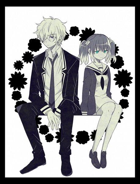 Tags: Anime, Pixiv Id 4257060, Munou na Nana, Hiiragi Nana, Onodera Kyouya, Talentless Nana