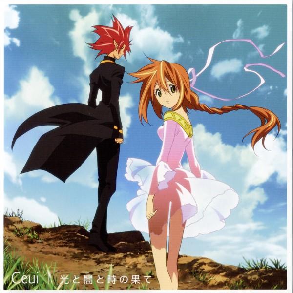 Tags: Anime, Kyoto Animation, Munto, Munto (Character), Hidaka Yumemi, Official Art