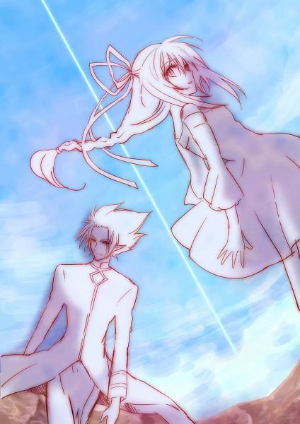Tags: Anime, Munto, Hidaka Yumemi, Munto (Character)