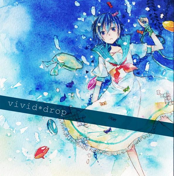 Tags: Anime, Shiratsuyu, Touhou, Murasa Minamitsu, Traditional Media, Pixiv, Watercolor, Fanart, Minamitsu Murasa