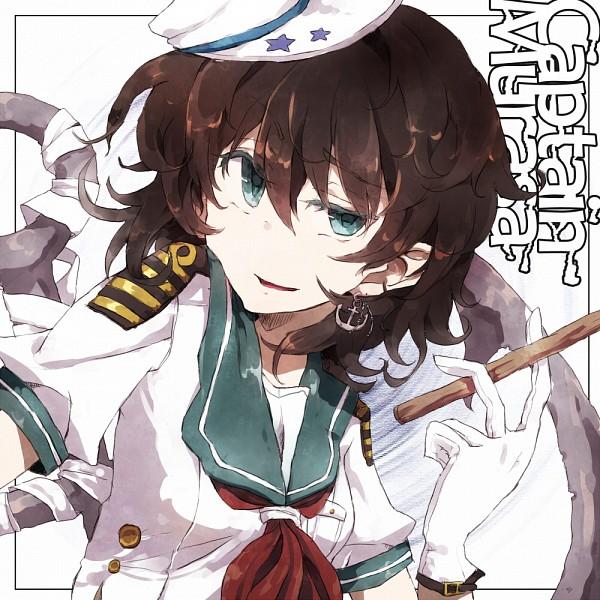 Tags: Anime, Hisona, Touhou, Murasa Minamitsu, Cigar, Anchor, Pixiv, Minamitsu Murasa
