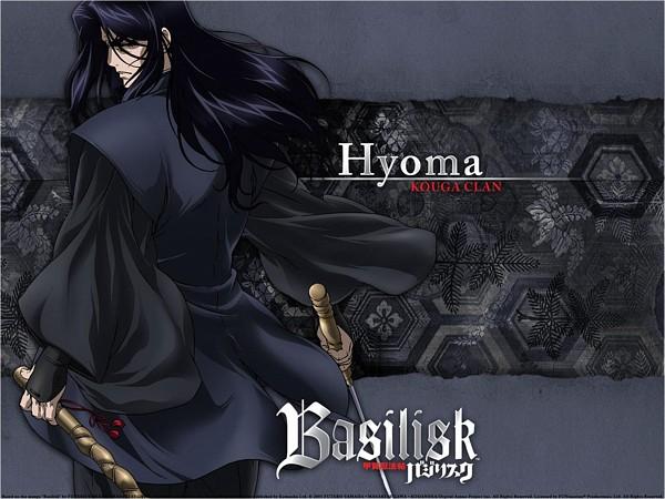 Muroga Hyoma - Basilisk