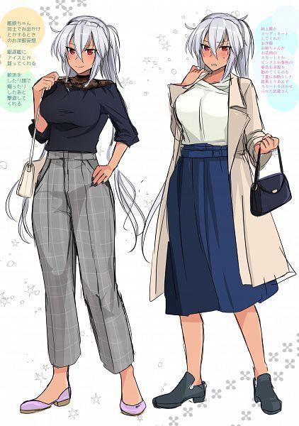 Tags: Anime, Pixiv Id 2514114, Kantai Collection, Musashi (Kantai Collection)