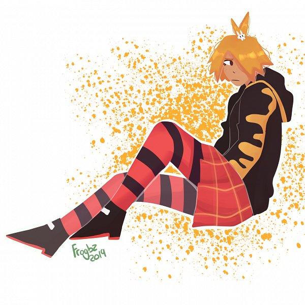 Tags: Anime, Frogbz, Cookie Run: OvenBreak, Cookie Run, Mustard Cookie, Fanart, Fanart From Tumblr, Tumblr