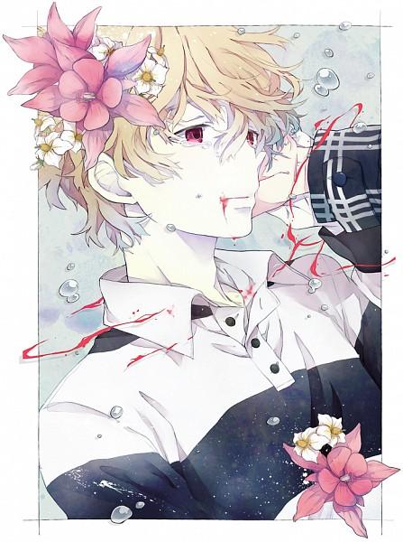 Tags: Anime, Minmin Nemui, Shiki, Mutou Toru, Koide Natsuno, Pixiv, Fanart
