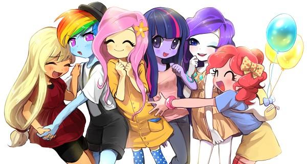 My Little Pony: Equestria Girls - My Little Pony