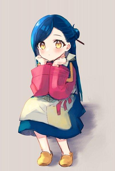 Tags: Anime, Irimo-m, Honzuki no Gekokujou, Myne (Honzuki no Gekokujou), Pixiv, Fanart, Fanart From Pixiv
