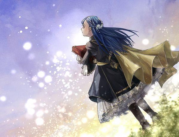 Tags: Anime, Fumi / ふみ, Honzuki no Gekokujou, Myne (Honzuki no Gekokujou), Fanart, Fanart From Pixiv, Pixiv