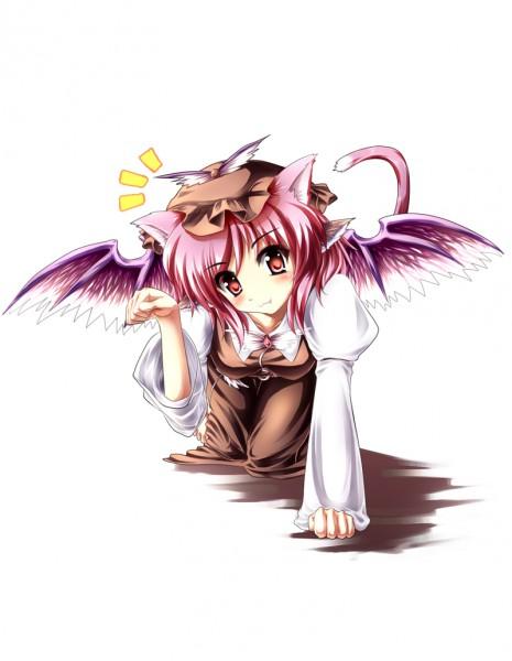 Tags: Anime, Byakusouya, Touhou, Mystia Lorelei