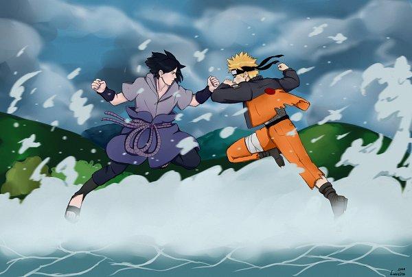 Tags: Anime, NARUTO: SHIPPŪDEN, NARUTO, Uchiha Sasuke, Fanart
