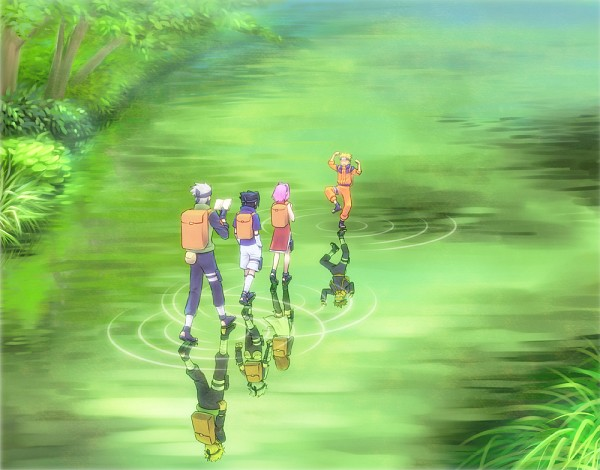Tags: Anime, Pixiv Id 987161, NARUTO, Uzumaki Naruto, Haruno Sakura, Namikaze Minato, Hatake Kakashi, Uchiha Obito, Uchiha Sasuke, Nohara Rin, Team 7, Team Minato