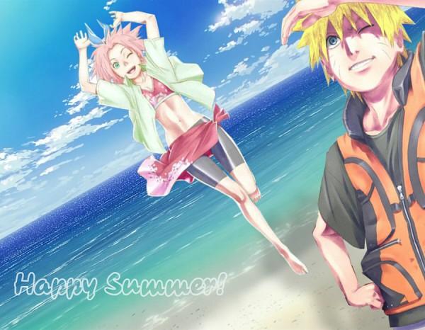 Tags: Anime, NARUTO, Haruno Sakura, Uzumaki Naruto