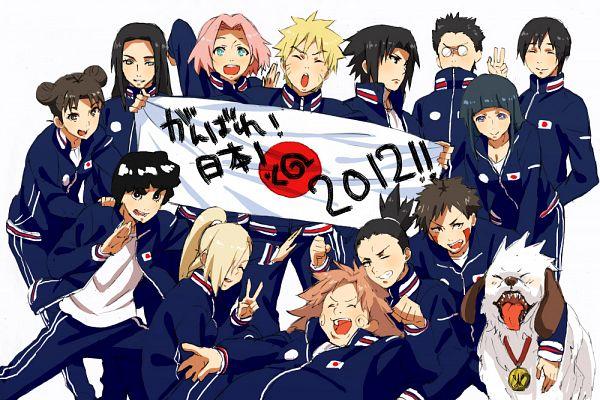 Tags: Anime, Pixiv Id 3771731, NARUTO, Yamanaka Ino, Hyuuga Neji, Sai, Akamaru (NARUTO), Uchiha Sasuke, Aburame Shino, Nara Shikamaru, Uzumaki Naruto, Tenten, Hyuuga Hinata
