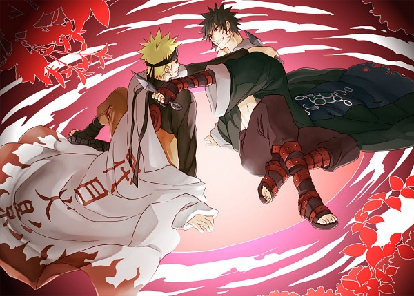 Tags: Anime, Pixiv Id 2111789, Naruto the Movie: Road to Ninja, NARUTO, Uzumaki Naruto, Menma (Naruto The Movie: Road To Ninja), Fanart, Fanart From Pixiv, Pixiv