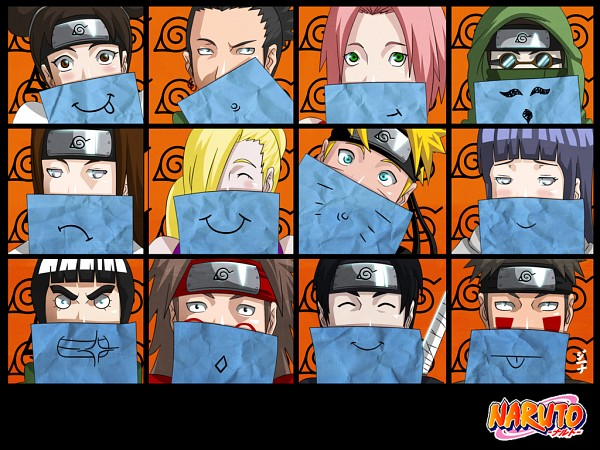 Tags: Anime, dannex009, NARUTO, Uzumaki Naruto, Aburame Shino, Nara Shikamaru, Haruno Sakura, Tenten, Hyuuga Hinata, Inuzuka Kiba, Rock Lee, Akimichi Chouji, Hyuuga Neji