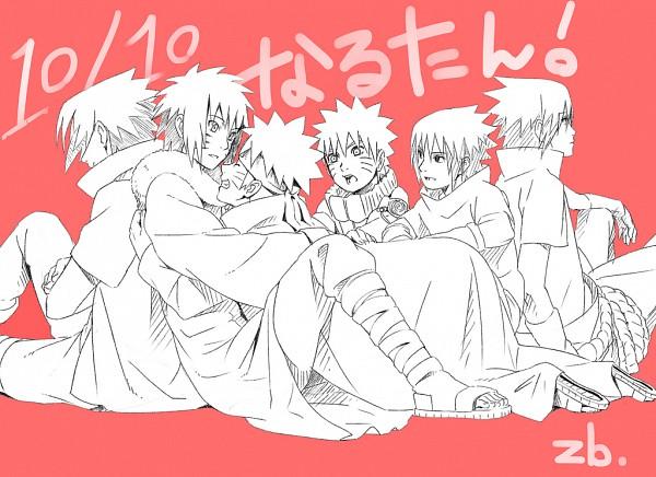 Tags: Anime, Zb., Naruto the Movie: Road to Ninja, NARUTO, Uchiha Sasuke, Uzumaki Naruto, Menma (Naruto The Movie: Road To Ninja), Fanart From Pixiv, Fanart, Pixiv