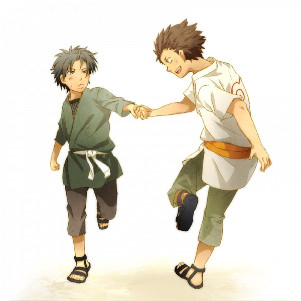 Tags: Anime, Pixiv Id 484089, NARUTO, Shimura Danzou, Sarutobi Hiruzen, Pixiv