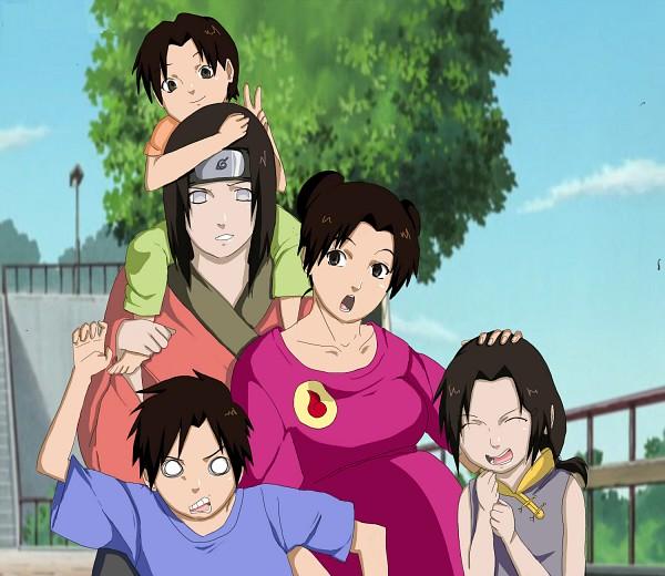 Tags: Anime, BayneezOne, NARUTO, Tenten, Hyuuga Neji, Fan Character, Pregnant, NejiTen