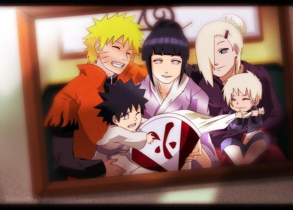 Tags: Anime, Annria2002, NARUTO, Hyuuga Hinata, Uzumaki Naruto, Yamanaka Ino, deviantART, Hyuuga Family, Jinchuuriki