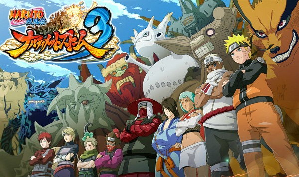 Tags: Anime, NARUTO, Yonbi, Gaara, Fuu (NARUTO), Hachibi, Killer Bee, Sanbi no Kyodaigame, Utakata (NARUTO), Nanabi, Nibi no Bakeneko, Han (NARUTO), Rokubi