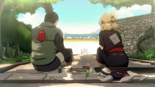 Tags: Anime, Wei (Pixiv542330), NARUTO, Udon, Temari (NARUTO), Moegi, Sarutobi Konohamaru, Nara Shikamaru, Kamatari (NARUTO), Quad Tails, Wallpaper, HD Wallpaper, Fanart