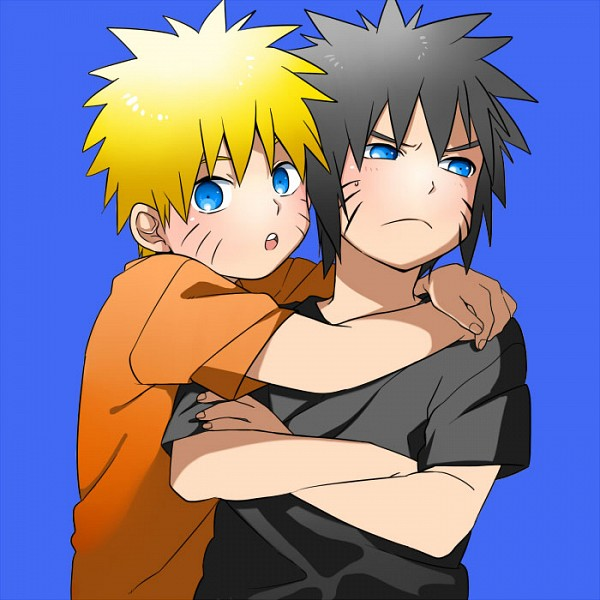 Tags: Anime, Pixiv Id 535931, Naruto the Movie: Road to Ninja, NARUTO, Menma (Naruto The Movie: Road To Ninja), Uzumaki Naruto, Fanart, Fanart From Pixiv, Pixiv