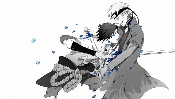 Tags: Anime, Pixiv Id 2542318, NARUTO, Uchiha Sasuke, Uzumaki Naruto, Run Through, Facebook Cover, Jinchuuriki