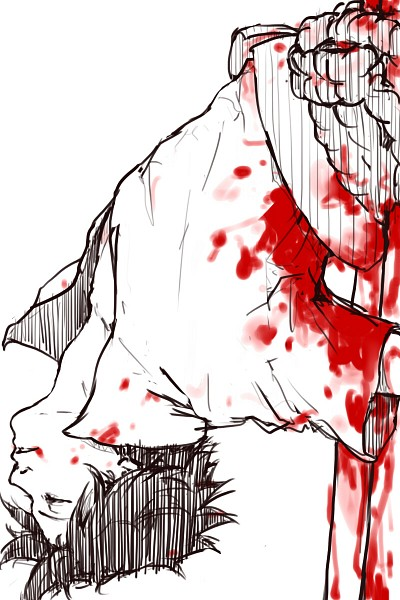Tags: Anime, Pixiv Id 2188679, NARUTO, Uchiha Sasuke, Run Through, Hanging, Mobile Wallpaper