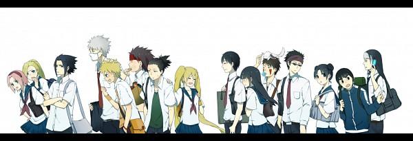 Tags: Anime, Asaikaku, NARUTO, Nara Shikamaru, Naruko, Uchiha Sasuke, Inuzuka Kiba, Hyuuga Hinata, Akimichi Chouji, Uzumaki Naruto, Hyuuga Neji, Hatake Kakashi, Yamanaka Ino